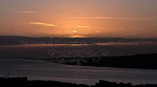 Dundee Law Sunrise Photography