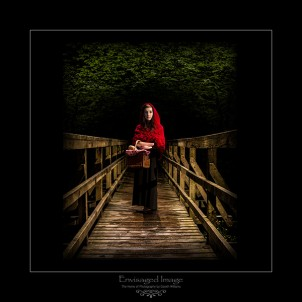 Red Riding Hood - Highly Commended - Portrait Photography Dundee