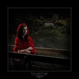 Red Riding Hood - Environmental Portraiture Photography Dundee